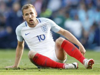 Britain Football Soccer - England v Turkey - International Friendly - Etihad Stadium, Manchester - 22/5/16 England's Harry Kane Action Images via Reuters / Carl Recine Livepic EDITORIAL USE ONLY. - RTSFEXZ