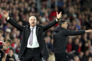 sean dyche photo AP spursfor life