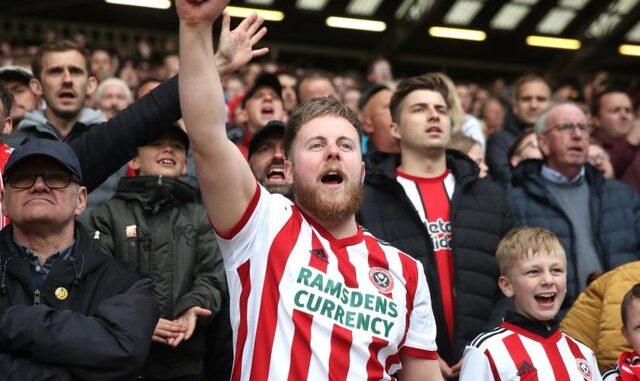Spursforlife Sheffield United